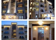 Um Uthaiena neighborhood Amman city - 180 sqm apartment for sale