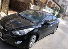 Automatic Black Hyundai 2011 for sale