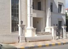 عبدون  قصر للبيع على اعلى المستويات الهندسيه
