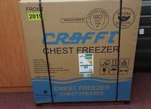 فريزر جديد للبيع - NEW FREEZER FOR SALE
