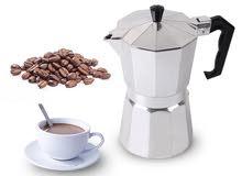 ابريق القهوة الإيطالي موكا