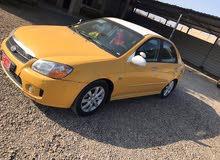 للبيع أو مراوس حسب القناعه كيا سبكترا 2007 محرك 1600 سياره حلوه