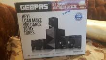 geepas multimedia speaker 5.1