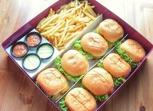 شيف سناكات واداري مطاعم خبره كبيره