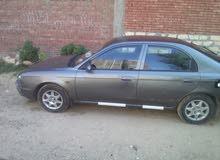 سيارة كيا شوما موديل 2001 بحالة جيدة