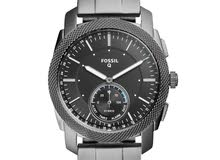Fossil Q Machine Hybrid Smartwatch Men's Watch FTW1166 - Crivelli Shopping