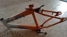 هيكل دراجة هوائية 16 وديسكو العجلة الأمامية