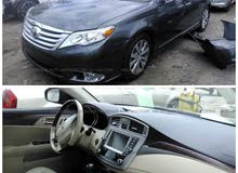 Toyota Avalon 2011 For sale - Grey color