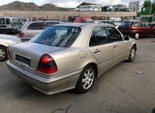 Manual Gold Mercedes Benz 1999 for sale