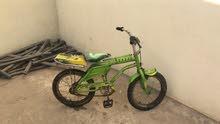 دراجه رامبو مقاس 16