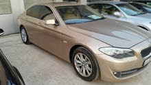 Gold BMW 530 2013 for sale