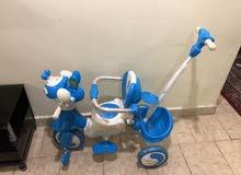 للبيع اغراض اطفال بحالة جيدة جدا ومنها لم تستخدم