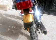 Used Yamaha motorbike up for sale in Amman