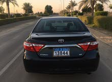 Toyota Camry 2015 For sale - Blue color