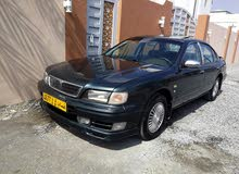 Nissan Maxima 1998 For sale - Green color