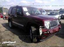 Jeep Liberty car for sale 2009 in Benghazi city