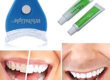 جهاز تبييض الأسنان الفوري بالليزر