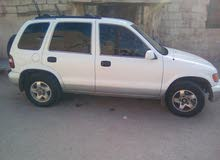For sale 2000 White Sportage