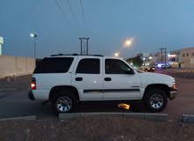 White Chevrolet Tahoe 2003 for sale
