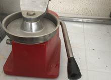 مقلاى بطاطا بالكهرباء والغاز وميكرويف تسخين مكينه لحم للبرجر