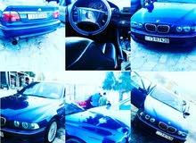 BMW 520i للبيع او للبدل بحاله ممتازة