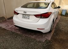 Hyundai elantra good condition and very clean and I I'm fast woner