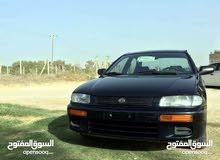 Mazda 323 1998 For sale - Blue color