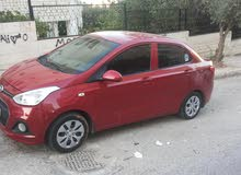 Hyundai i10 2015 For Rent - Red color