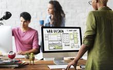 مطلوب مصمم او مصممة مواقع بلغة HTML