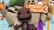 مطلوب لعبة Little Big Planet 3 ps4