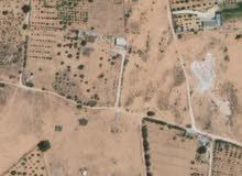 قطعة ارض بالقرب من جامع الزطارنه