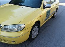 Nissan Sunny for rent in Amman