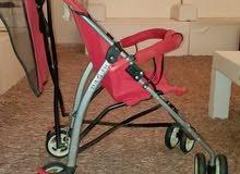 عربة اطفال نضيفة للبيع  0927439834