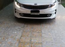 كيا اوبتيما موديل 2016 محرك 2400 شكل جديد خليجي