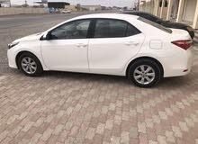 Toyota Corolla car for sale 2014 in Suwaiq city