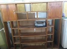 مكتبه خشب جديد