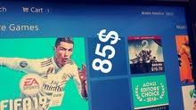 حساب PlayStation بي العاب وpsn 85$