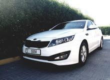 Optima 2012 - Used Automatic transmission