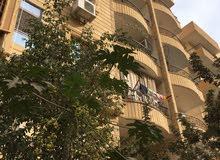 شقة للبيع بحدائق الاهرام 190م ووجة وسعر المتر 2750 جنية