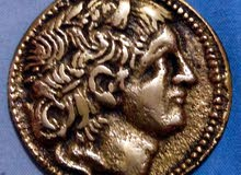 عملات قديمه الأسكندر الأكبر والملك محمد علي والملك فاروق للبيع لأعلي سعر
