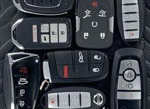 خدمة مفاتيح و ريموتات السيارات و الدراجات