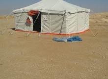 تركيب مخيمات في انحاء المملكه