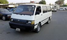 Manual White Toyota 1995 for sale