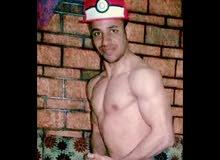 شاب مصري يبحث عن عمل رياضي  حصل على شهادة إنقاذ سباحه وممارس رافع الاثقل التقيلة