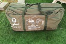 خيمة للرحلات من السنيدب
