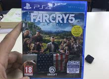 farcry 5 فاركراي 5 ps4