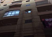 شقة دوبلكس 220 متر - بمنشية البكرى امام حى النخيل بالمحلة الكبرى