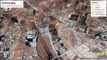 ارض للبيع مساحه 4 دونمات ابو نصبر ام رجم ومرج الصانع منطقة مزارع بسعر 20الف الدونم