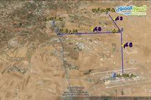 4 دونمات للبيع في ذهيبة الغربية خلف جامعة الاسراء
