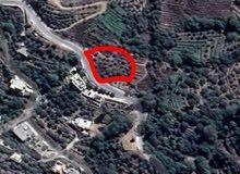 أرض للبيع في منطقة الشوف على الأوتوستراد جبل لبنان
